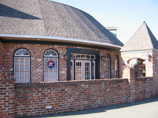TMA Dojo (picture of front of building)